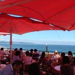 アマルフィイ デラセーラ - 2010/08 真夏の土曜日のランチタイム