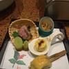 不動口館 - 料理写真:前菜