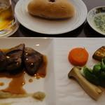 中国レストラン 唐紅花 - 2016年3月