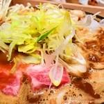 48790754 - 牛鍋赤味噌味