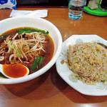 台湾料理 百味鮮 - 台湾ラーメン&炒飯