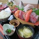 くろしお - 船定食