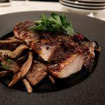 エル シロ - 炙り〆鯖のグリル