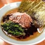 らー麺 家道 - らー麺/マー油追加