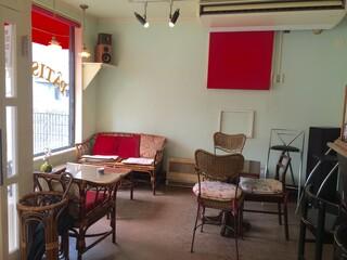 ププリエ - カフェスペースもございます。