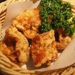 エビスバー - 知床鶏のチキンバスケット