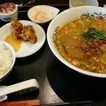 48799361 - ドラゴンヌードル(担々麺)