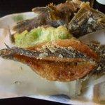 いただきさんの海鮮食堂 - メバルの唐揚