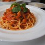 イル・ソリッソ - ツナと夏野菜のトマトソース