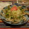 サバーイサバーイ - 料理写真:「クンチェナンプラー」生エビのサラダ