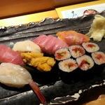 三寿司 - 特上1850円税込