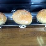 横綱バーガー - パンズのサイズの目安