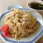 青島 - ウメシソ炒飯 650円
