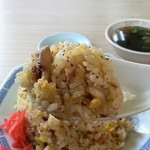 青島 - ウメシソ炒飯