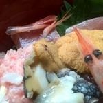 克丸鮮魚 - 大好きなうにアップ