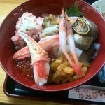 克丸鮮魚 - 海鮮克丸丼