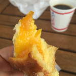 パン パティ こむぎのおはなし - かぼちゃブレッドのかぼちゃ餡も美味しい!