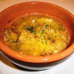 トスカネリア - ランプレドットとポルチーニ茸の煮込みグラタン仕立て