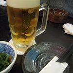 串特急 - ビール&おとうし