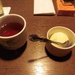 九州酒場 - 「ほうじ茶&デザ-ト」2016年薄桜記
