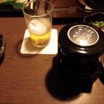 九州酒場 - 「ひれ酒」期待以上に美味! 2016年薄桜記