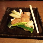 九州酒場 - 「焼きフグ 2人前?」少なくないかい?  2016年薄桜記