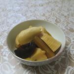 まつおか - 筍とふきのうま煮