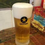 ジジーズ & ババーズ - 生ビール400円