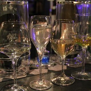 石川のお酒を気軽にグラスで