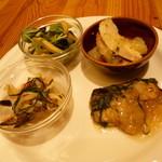 meal MUJI - デリHot2,Cold2