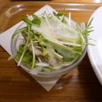 meal MUJI - ローストポークと大長レモンのサラダ