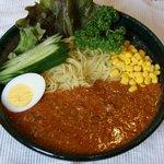 てっぺん亭 - ピリッと辛いジャージャー麺