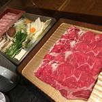 牛禅 - 国産牛、野菜、豚