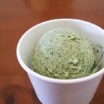 粟カフェ - 神山緑茶