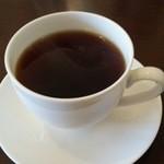 アジコ - ホットコーヒー (350円)