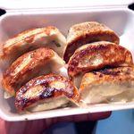 手作り餃子の店 しょうちゃん - しそ入り餃子 ¥260