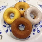 菓子工房 ひのでや - 料理写真:油で揚げていないドーナッツ