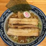 響 - チャーシュー麺 800円
