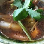 蕎麦 阿き津 - 鴨汁