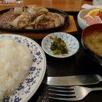 ステーキハウス寿楽 - 那須和牛サーロインステーキ