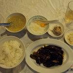 Miga - なすの味噌炒めランチ