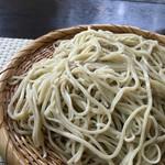 蕎麦 阿き津 - 蕎麦