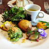 オンダ クッチーナ イタリアーナ - 料理写真:ランチコースの前菜