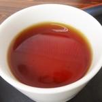 あめんどろや イモ カフェ - 薩摩紅茶