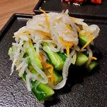焼NIQ - コース料理(オイキムチ)(3人前)(2016年3月)