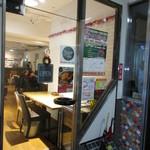 ジョグール カフェ - お店入り口