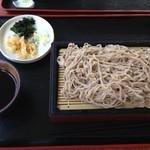 Yoshimi - もりそば600円