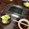 焼肉 高さん - 料理写真:突き出しのキャベツはお代わり可。