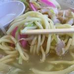 48837071 - 長崎ちゃんぽん(麺アップ)