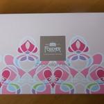 フーシェ - ショコラフルール化粧箱